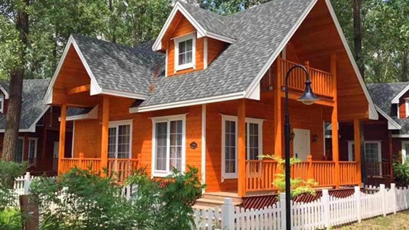 【河南木房】普通木房子造价多少