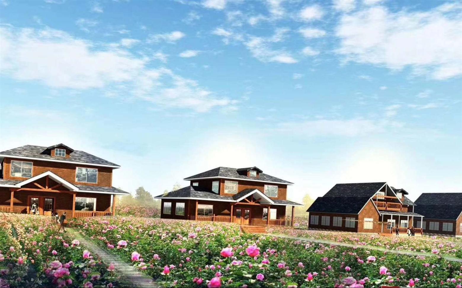 【河南万林景观工程有限公司】木头房子有什么好处呢?