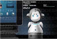 智能电子机器人