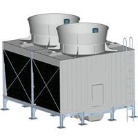 供应方形逆流式冷却塔