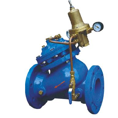 供应ax742x隔膜式安全泄压 持压阀图片