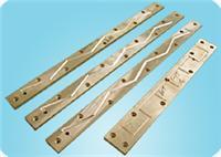 供应冲床导轨铜镶条(导路铜衬) 13790699705陶生