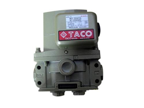 供应日本TACO电磁阀双联电磁阀 日本TACO冲压机用双联阀价格 双联阀(日本TACO)广东经销商