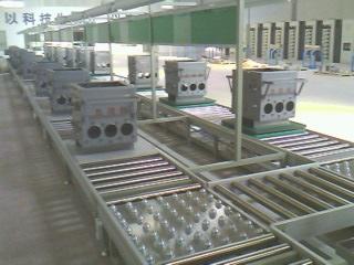 供南京流水線環形滾筒輸送生產線