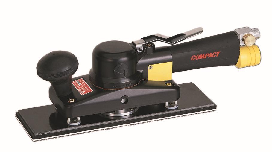 供应日本气动工具 COMPACT康柏特气动打磨机 抛光机 砂纸机 815CD
