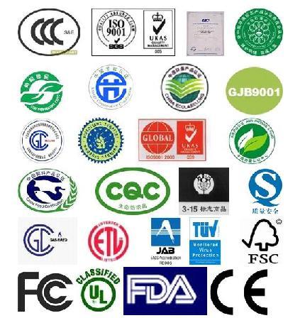 CCC認證/ISO9001認證代理