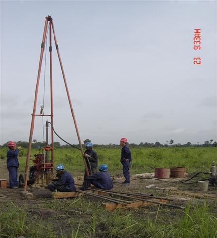 菏澤礦產鉆探生產