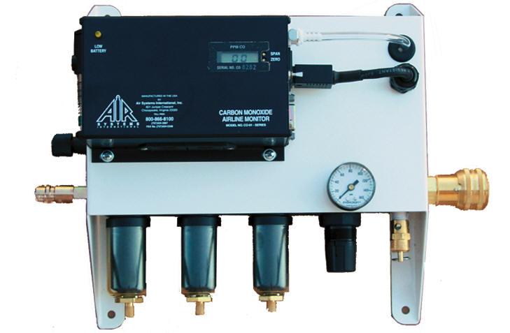 供应ASI固定式呼吸空气盘