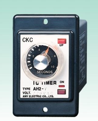 AH2 Y松菱CKC时间继电器 原装正品