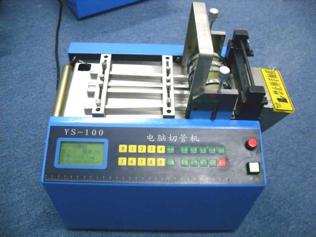 厂家现货供应硅胶管切管机 专业定长裁切