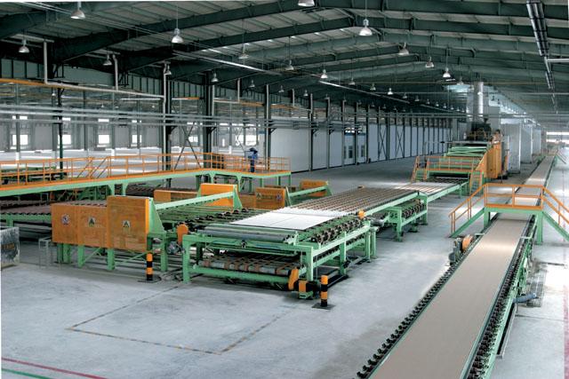 供应河北纸面石膏板生产线设备