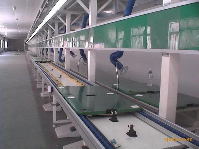 供應南京流水線裝配線生產線