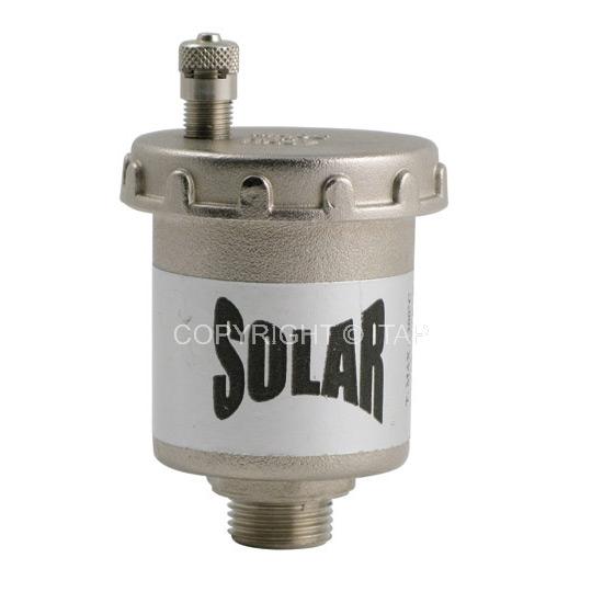 供应太阳能供暖系统用自动排气阀 art.362s 进口itap图片
