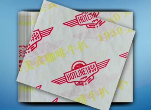 涂塑食品包装纸图片