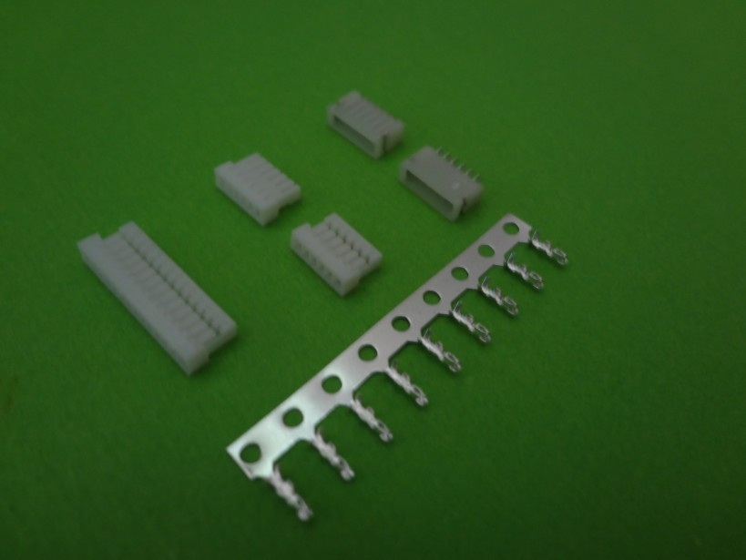 产品名称:接线板连接器 零 售 价:详情电话议 规格型号:胶壳(HOUSING)/针座(WAFER)/端子(TERMINAL)线束 包装方式:袋装/合装/卷装 商 标:CMM 产 地:东莞 产品说明:广泛用于各类液晶屏家电、电动玩具、数码产品、现代办公设备、 通讯设备、特殊电子、电池,手机、笔记本电脑等领域! 已多项产品符合美国UL、加拿大CSA、德国TUV等安全认证标准及RoHS欧盟绿色环保认证 公司坚持技术创新,走技术创新与市场开拓相结合的道路,瞄准市场先进水平 我们欢迎OED及ODM的专案合作,请不
