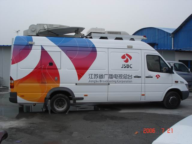 提供上海各类车身广告制作审批投放