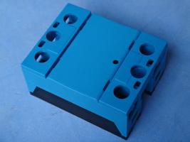 供應固態繼電器外殼-塑膠五金套件DX-207