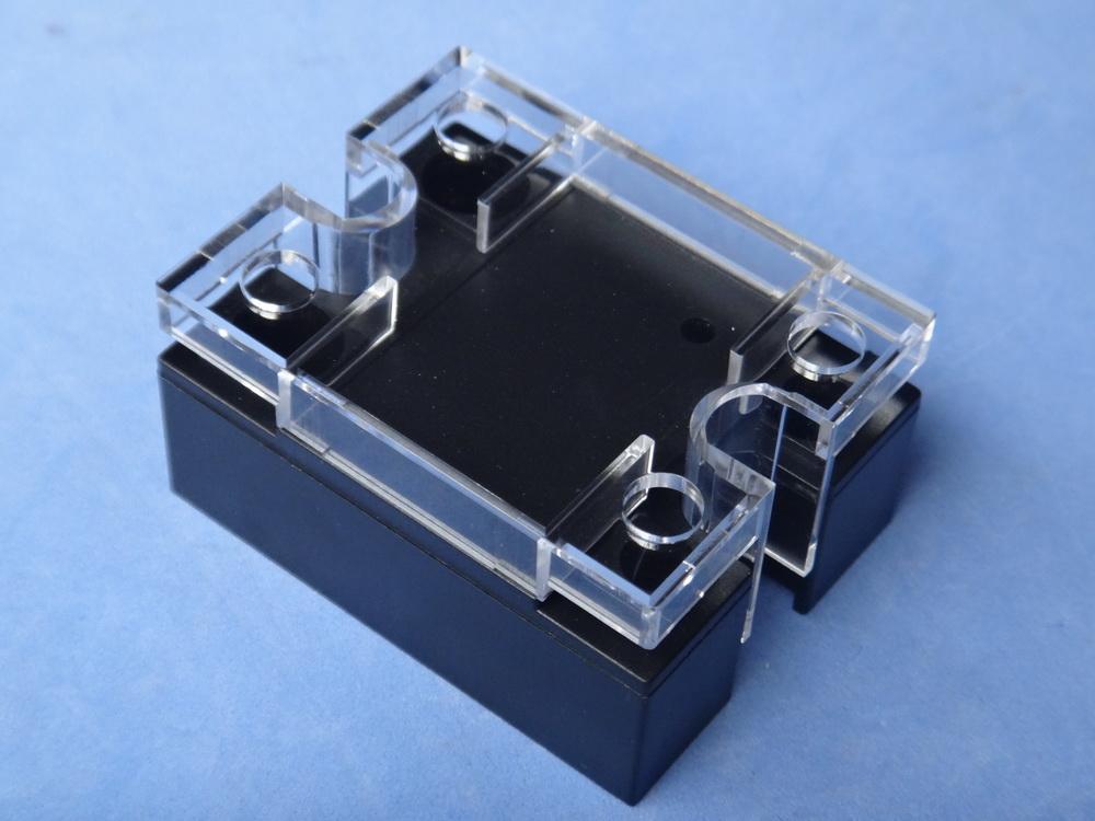 單相固態繼電器外殼套件DX-201