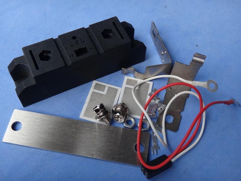 工業級固態繼電器外殼GY-101)