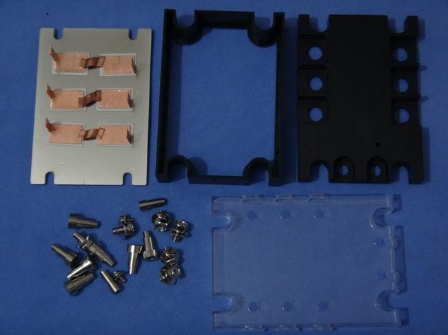 三相固態繼電器外殼焊接芯片套件SK-303