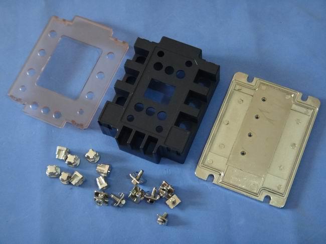 供應SSR三相固態繼電器外殼SK-305