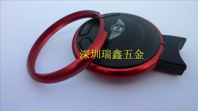 宝马迷你mini cooper 彩色汽车钥匙扣(图)