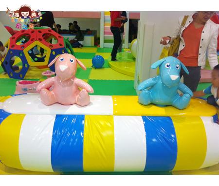 乐之翼室内儿童乐园加盟