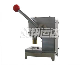 供应PX-CP-S2扣式/纽扣电池手动冲片机切片机实验设备