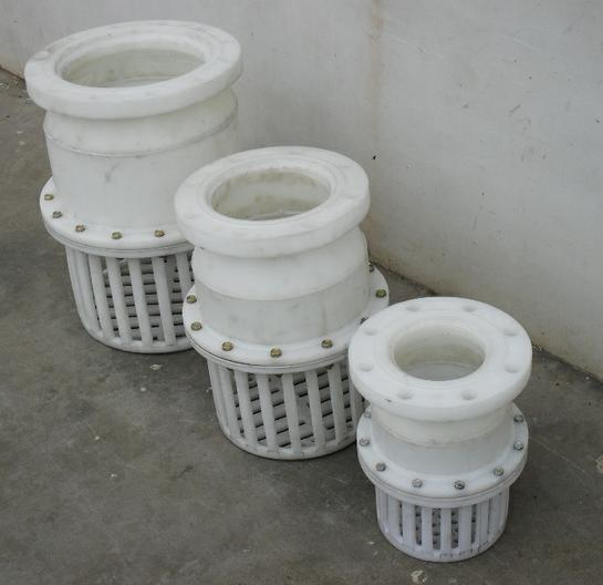 供应大口径塑料底阀