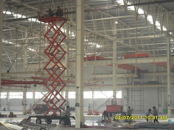 吉林德惠升降机,移动式升降机,固定式升降机济南天虹机械制造有限公司