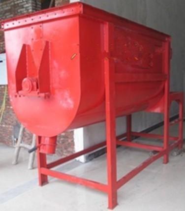 供应广东佛山卧式砂浆搅拌机图片