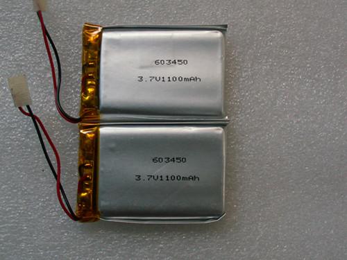 供应心脏起搏器专用软包锂电池063450图片