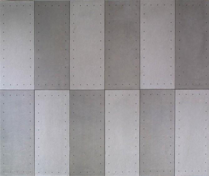 美岩水泥板清水混泥土风格装饰水泥板雪岩板进口装饰