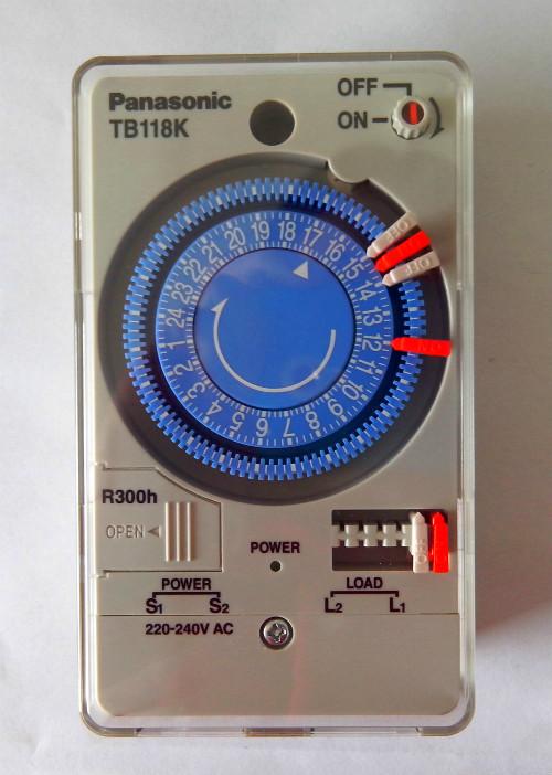 松下panasonic定时开关tb38809kc7s