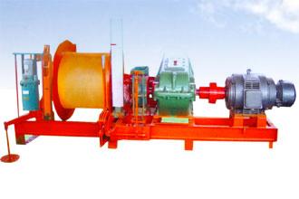 礦用提升機--JTP1.0礦井提升機