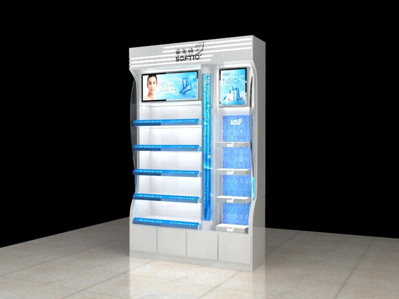 供应化妆品背柜