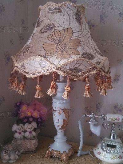 台灯生产厂家台灯价格欧式蕾丝台灯图片卧室床头灯创