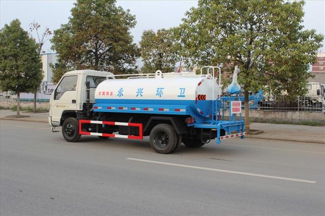 咸阳绿化环卫洒水罐车有卖 价格