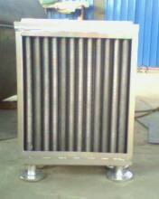 供應空氣散熱器