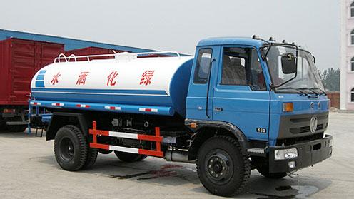 石家庄抗旱运水罐车较新价格+洒水车价格