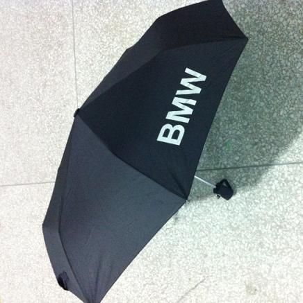 深圳雨伞厂家消费汽车广告伞 去样定做三合汽车遮阳伞