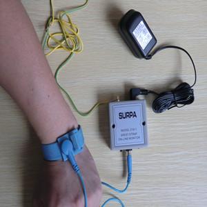 批发SURPA 518-1防静电手腕带在线监测仪