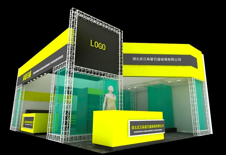 广州展台装修 广州展会桁架搭建找哪家工厂好