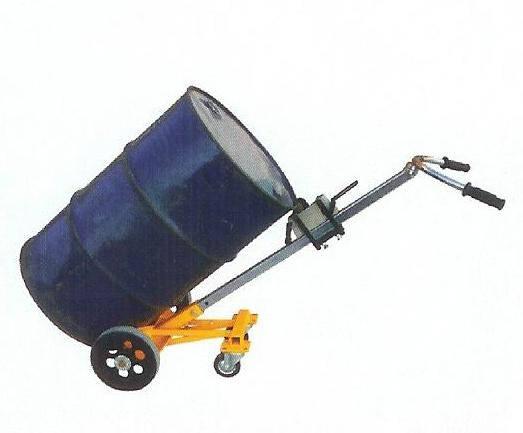 机械式手推油桶搬运车批发