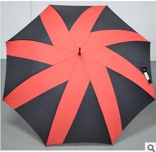 深圳雨伞厂家 供23寸迷彩弯钩直杆晴雨伞 加工定做遮阳伞 创意伞
