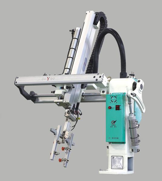 佛山川一供应cya旋臂式系列注塑机机械手