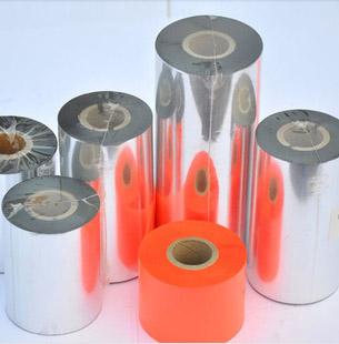 B110A理光碳带 抗刮碳带 半树脂半蜡基碳带 打印色带 标签机耗材