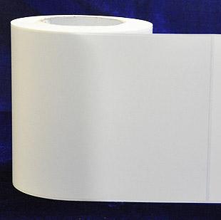 90*50mm 单排白色铜版纸 不干胶条码打印贴纸 条码贴纸 深圳