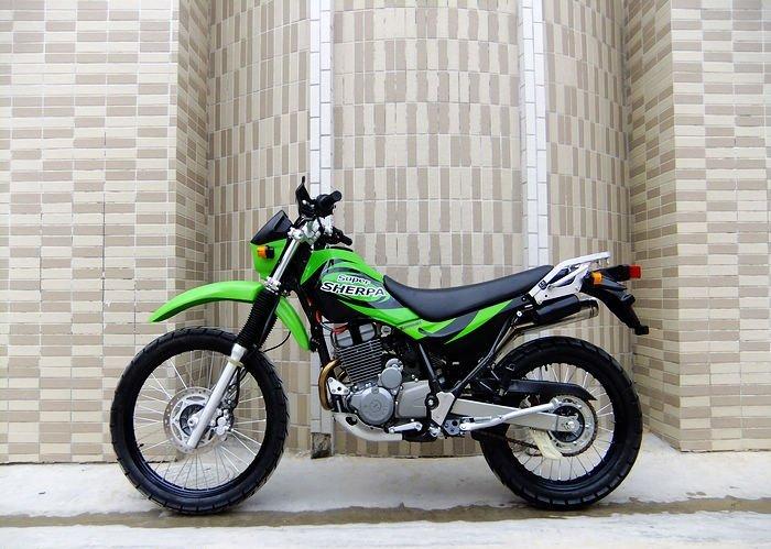 川崎西藏人250 摩托车报价 川崎摩托车 太子摩托车