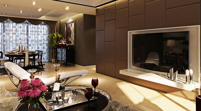 烟台复式别墅装饰公司科瑞装饰 欧式法式现代风格
